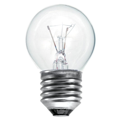 EDISON 25 Watt ES Clear Golfball