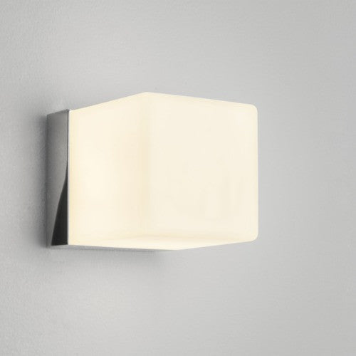Cube IP44 Bathroom Wall Light