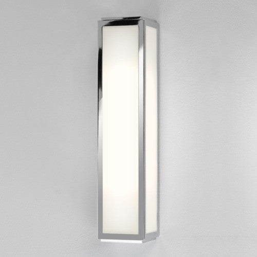 Mashiko 360 Chrome Bathroom Wall Light