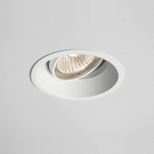 Recessed ceiling lights lightinguk minima adjustable recessed downlight 230v mozeypictures Choice Image