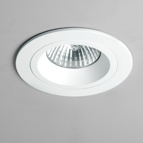 Fire-rated interior downlight