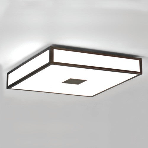 Mashiko Bronze Bathroom Ceiling Light