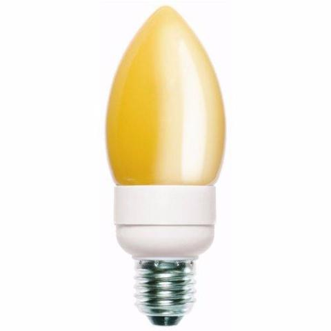 Bell 11w Low Energy Amber Candle E27