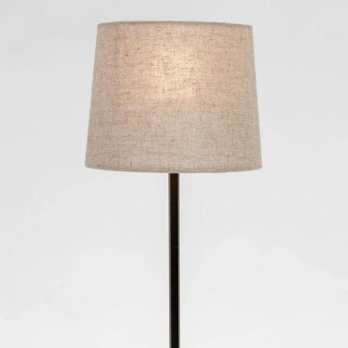 Raeburn Tapered Drum Shade Hessian