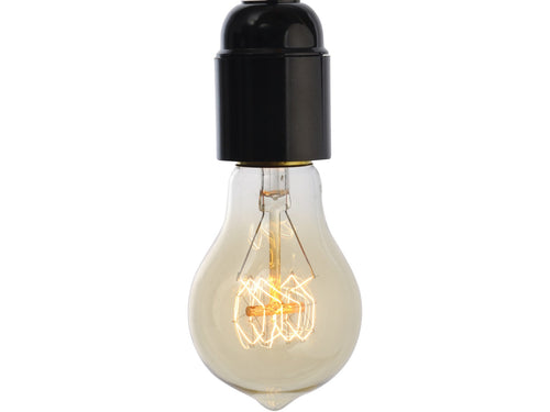 Small Globe Clear Edison Bulb