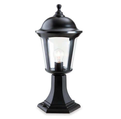 Boston Outdoor Pillar Lantern