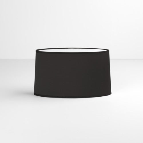 Tapered Oval - Black