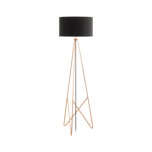CAMPORALE Floor Lamp Copper