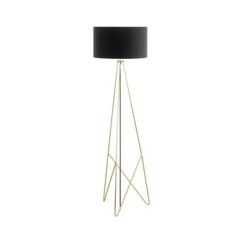 CAMPORALE Floor Lamp Brass