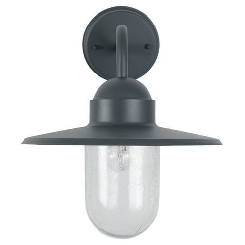 Grey Fisherman Outdoor Wall Light