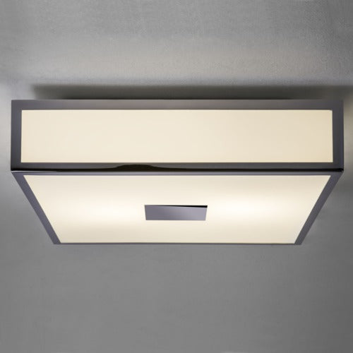 Mashiko 300 Square LED - Polished Chrome