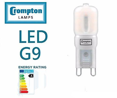 Crompton LED G9 2.5w Warm White