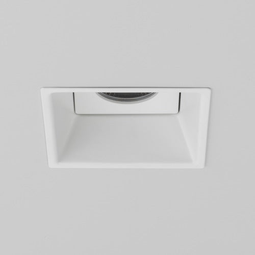 Minima Square LED White IP65 Fire-Rated Downlight