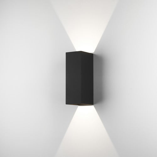Oslo 255 LED - Textured Black