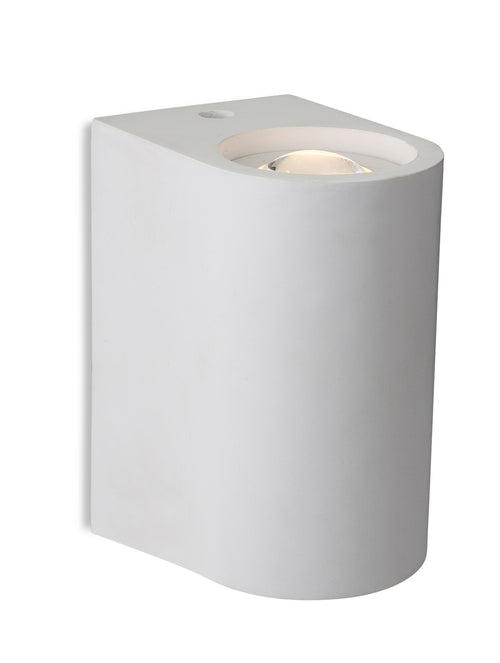 Carlos 2 Light Plaster Wall Light