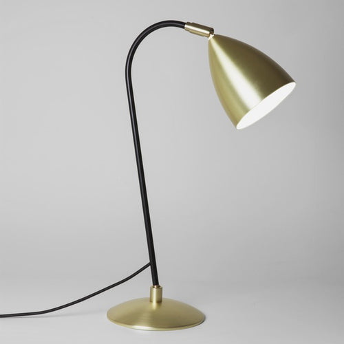 Joel Matt Gold Table Lamp