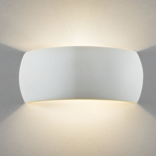 Milo Ceramic Wall Light