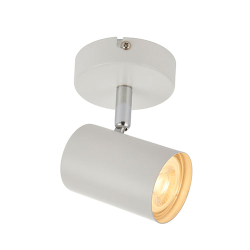Arezzo 1lt LED Plate 7W White
