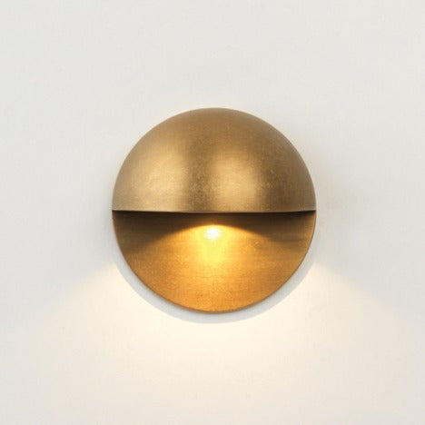 Tivoli LED Coastal - Antique Brass