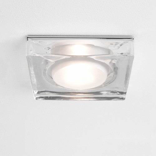Vancouver Square 240v Recessed Bathroom Downlight