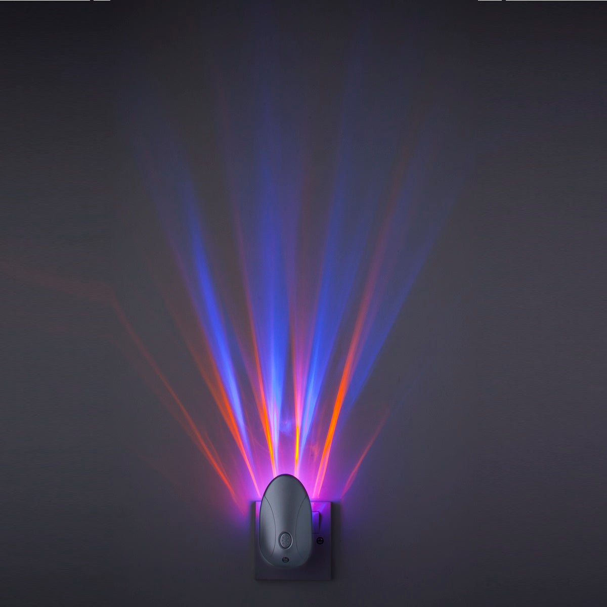 LED RGB Projector Dusk to Dawn Night Light