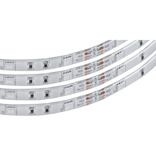 STRIPES-FLEX LED Large RGB LED Strip White