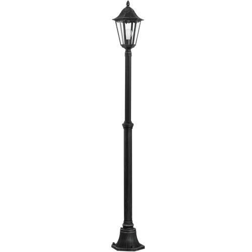 NAVEDO Outdoor 1L Large Lampost Black