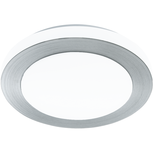 CARPI LED Ceiling Light Medium Brushed Alu