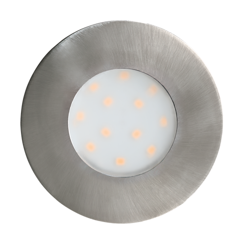 PINEDA-IP Outdoor LED Ceiling Small Nickel