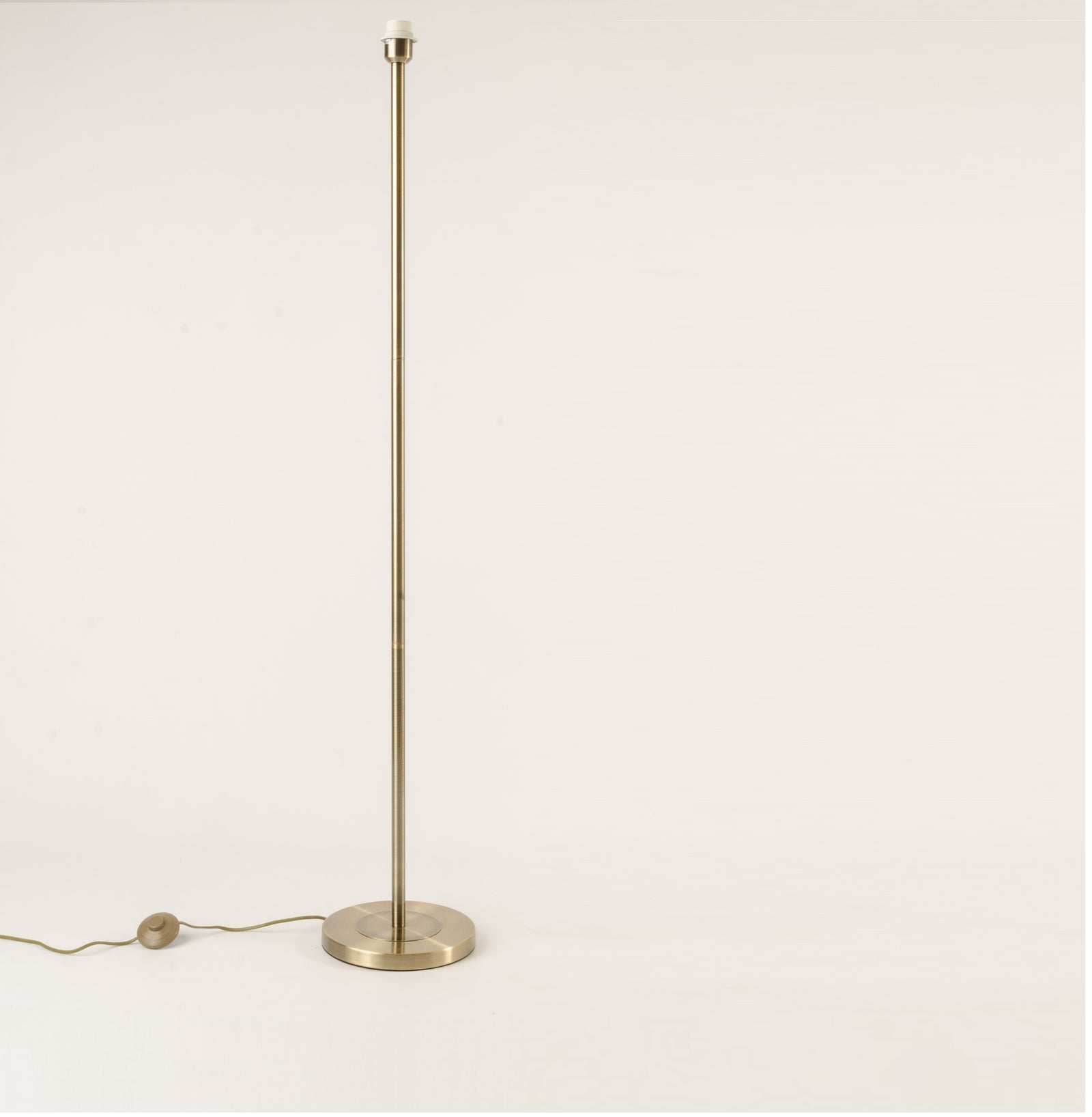 Belford antique floor lamp base only lightinguk belford antique floor lamp base only mozeypictures Images