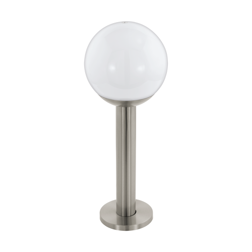 Nisia-C Outdoor LED Pedestal Light Stainless Steel
