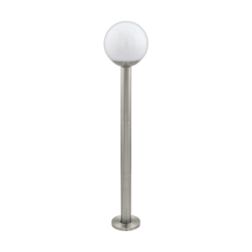 Nisia-C Outdoor LED Post Light Stainless Steel