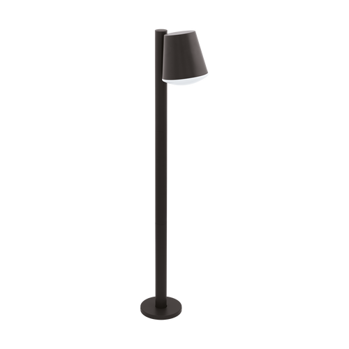 Caldiero-C 1 Light Outdoor Post Light Anthracite