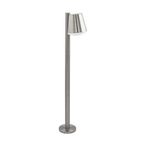 Caldiero-C 1 Light Outdoor Post Light Stainless Steel