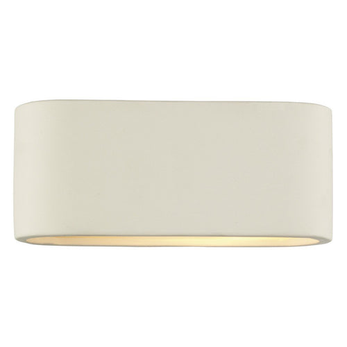 Axton Ceramic Wall Light Small