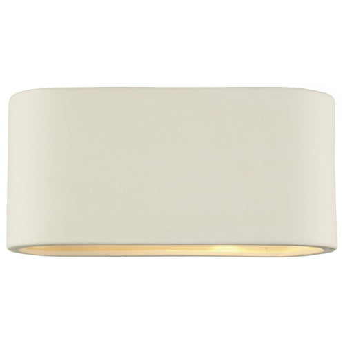 Axton Ceramic Wall Light Large