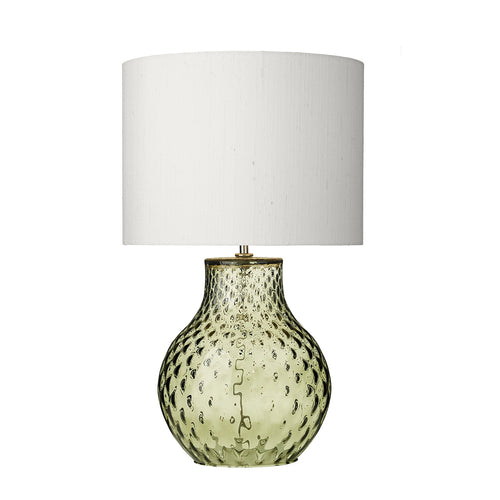 David Hunt Azores Small Green Lamp (Base Only)