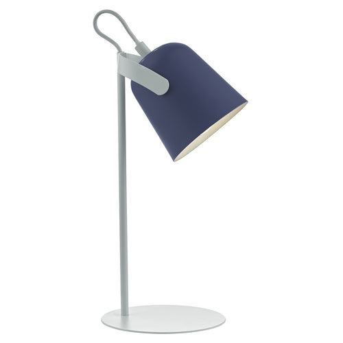 Effie Table Lamp Blue White