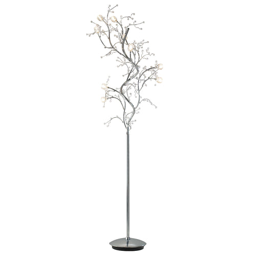 Gazetta 10 Light Floor Lamp