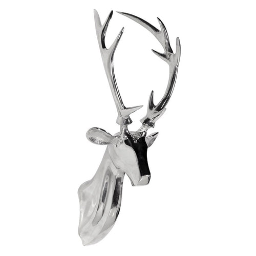 Reindeer Wall Mounted Head