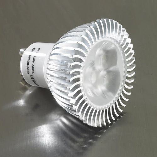 UEP 4 Watt LED GU10 6400k Dimmable