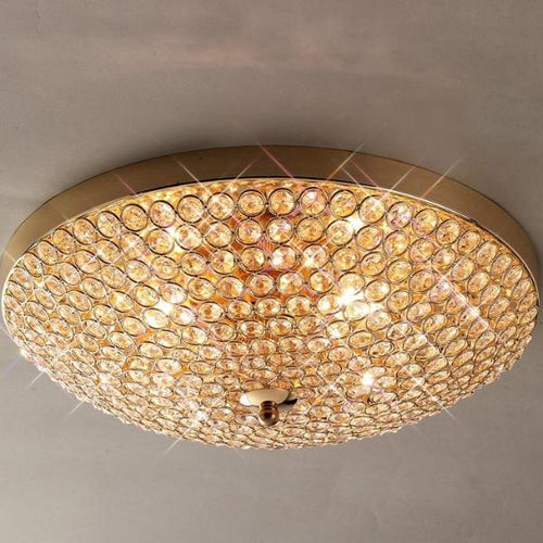 Ava Ceiling 4Lt Gold
