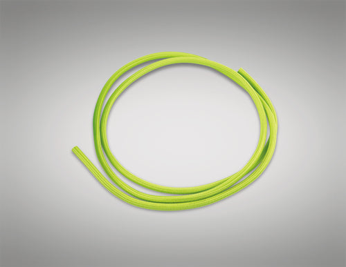Cavo 1M Green Braided 2 Core 0.75mm Cable