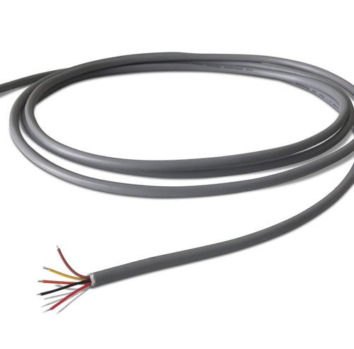 1M 24Awg/0.5mm 5 Core Grey Cable