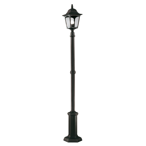 Chapel Lamp Post Black