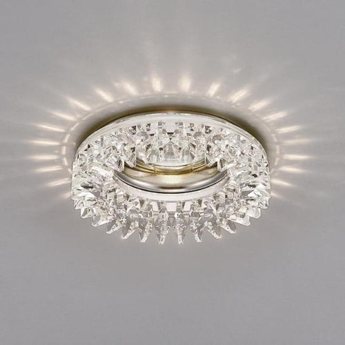 Crystal Downlight Round Clear