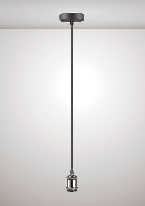 Dreifa 1.5M Suspension Kit Single Light Gun Metal
