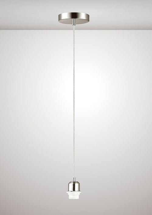 Dreifa 1.5M Suspension Kit Single Light Satin Nickel