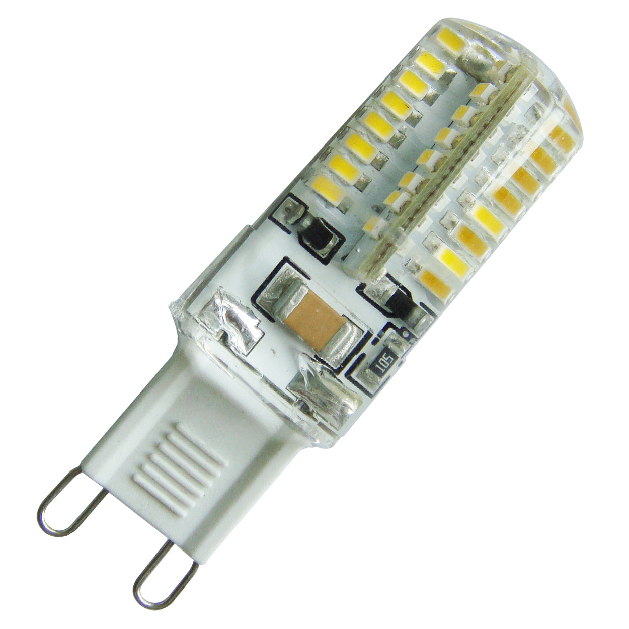 UEP 3w LED G9 Capsule Bulb 2700K Warm White