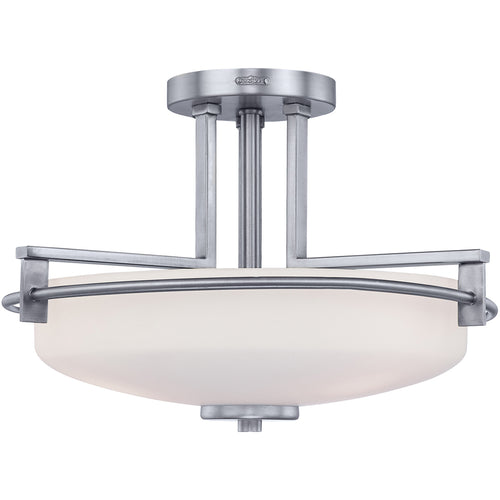 Taylor Semi Flush - Polished Chrome